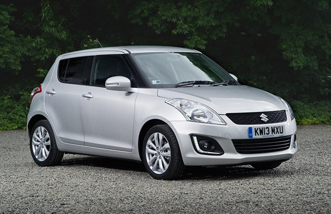 New 2014 Maruti Swift and Swift Dzire Facelift Coming in 2014