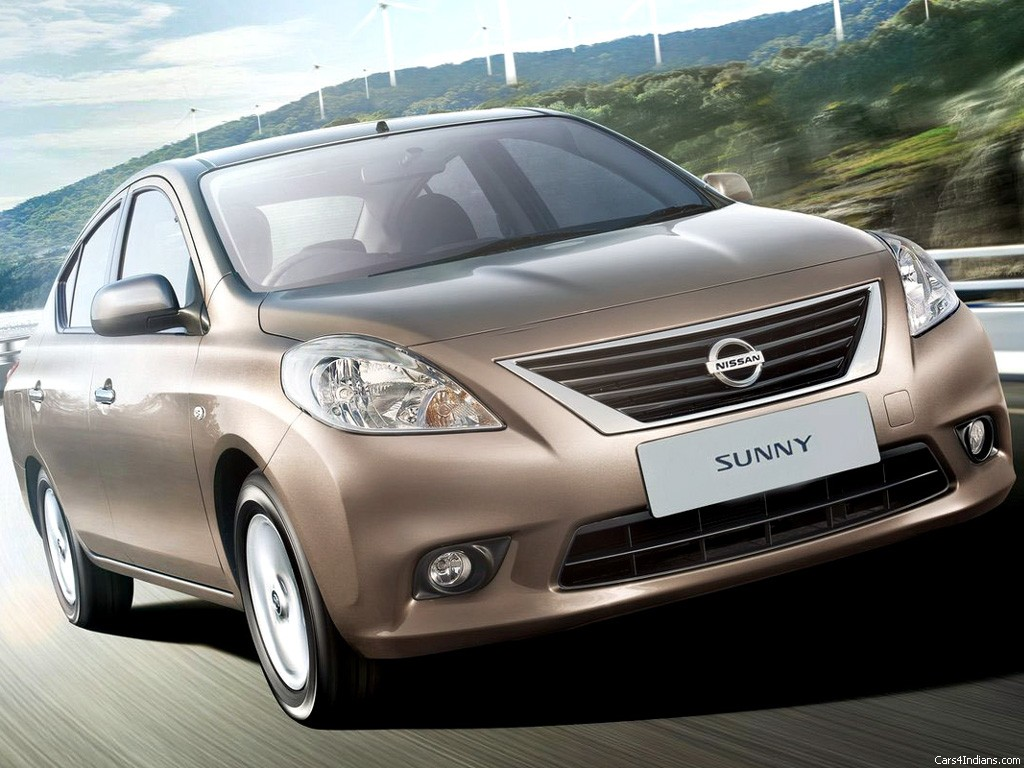 Nissan Sunny price cut version might come at 2014 Auto Expo