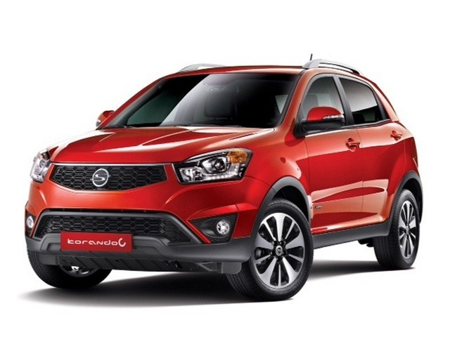 Mahinda Ssangyong Korando Suv Launch Price In India