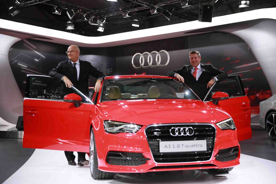 new car launches july 2014Audi A3 sedan India launch in JulyAugust  New and Upcoming Cars