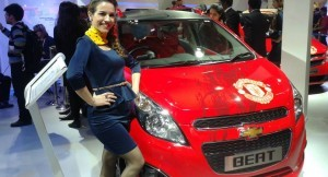 New 2014 Chevrolet Beat facelift