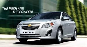 Updated Chevrolet Cruze
