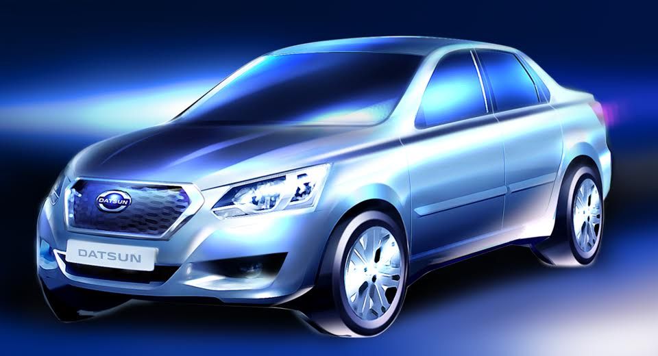 Datsun Go sedan to unveil tomorrow