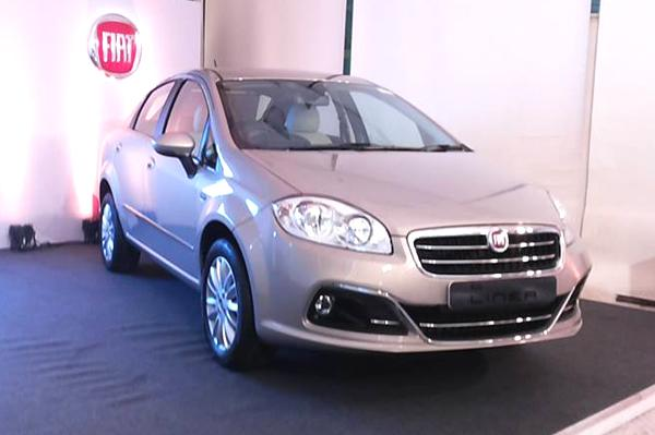 New Fiat Linea Facelift