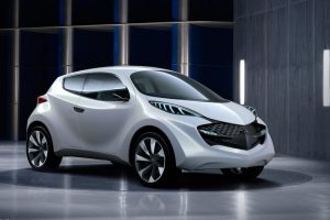 Hyundai Santro ix-Metro concept