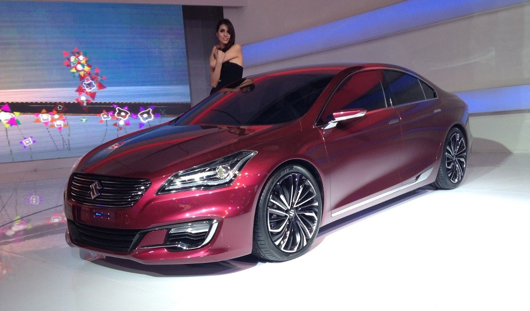Maruti Suzuki Ciaz Sedan Launch In July 2014 India Car News