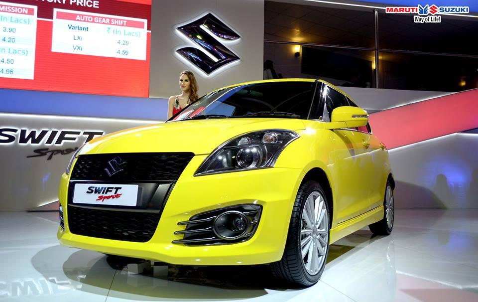 Maruti YRA Premium hatchback