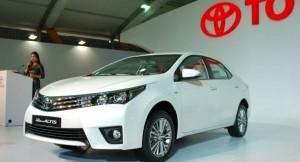 New 2014 Toyota Corolla Altis