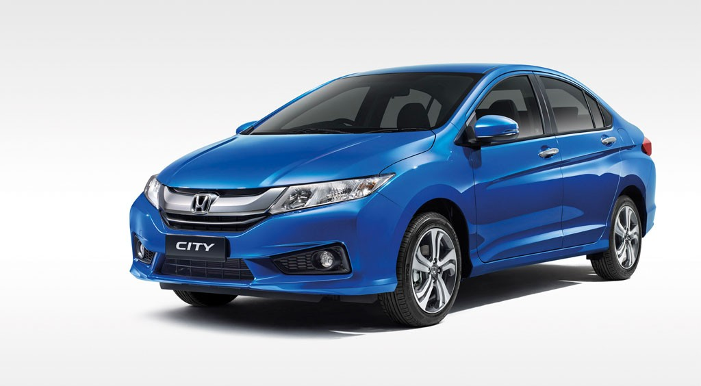 New 2014 Honda City is on sale in Malaysia -