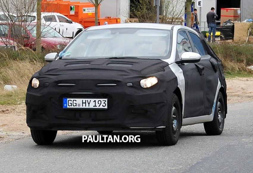 New 2015 Hyundai i20 premium hatchback