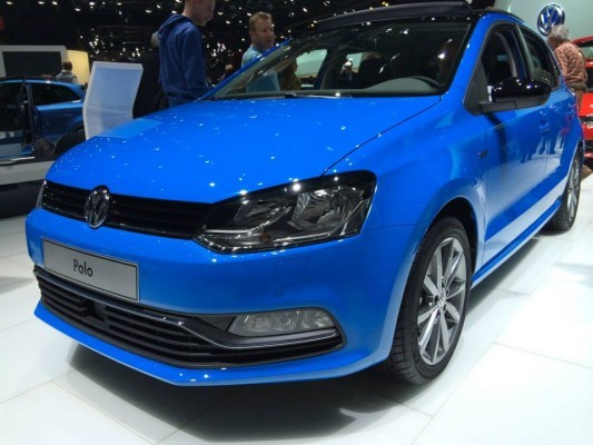 New Volkswagen Polo facelift