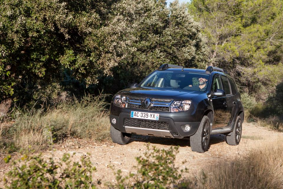 New 2014 Renault Duster facelift