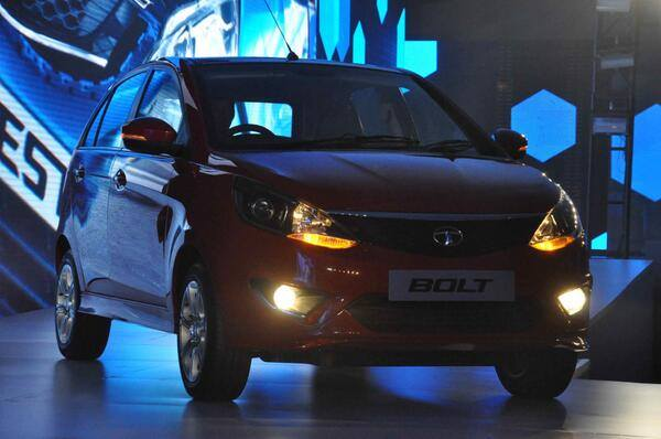 Tata Bolt hatchback