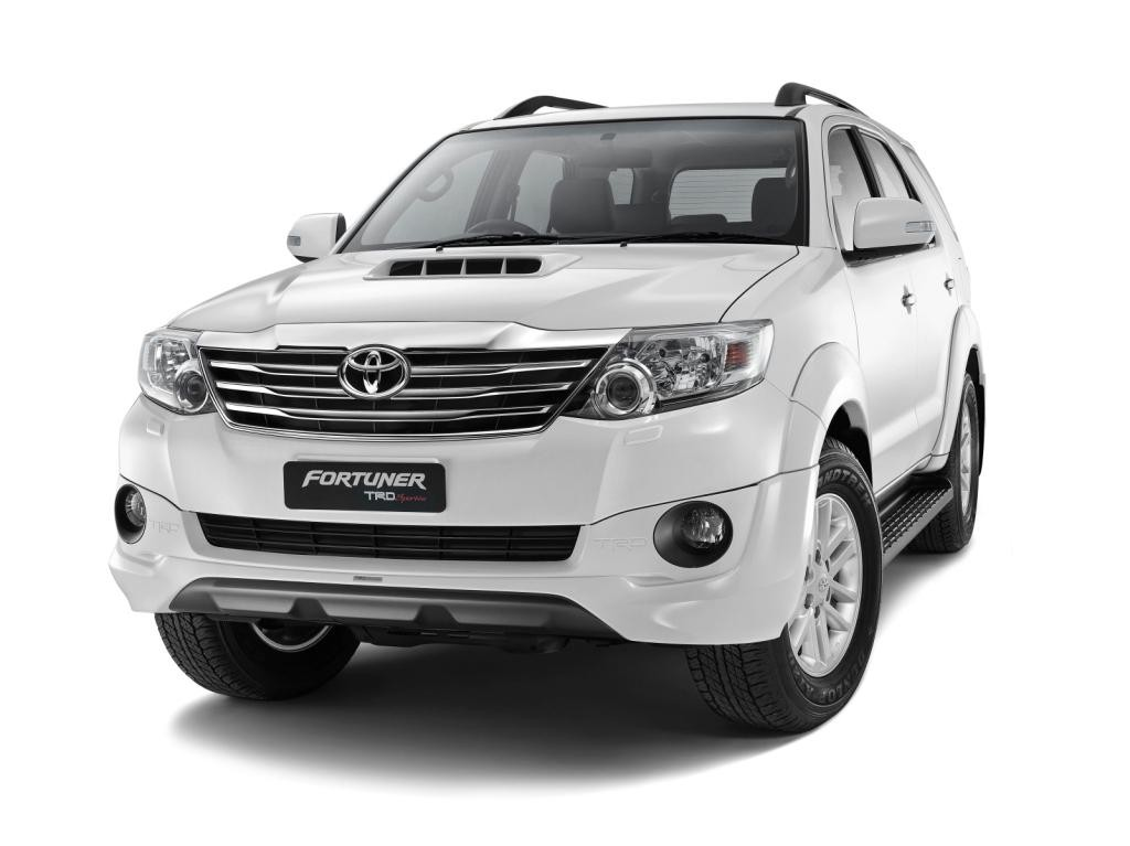 Toyota Fortuner Suv Frequently Asked Questions