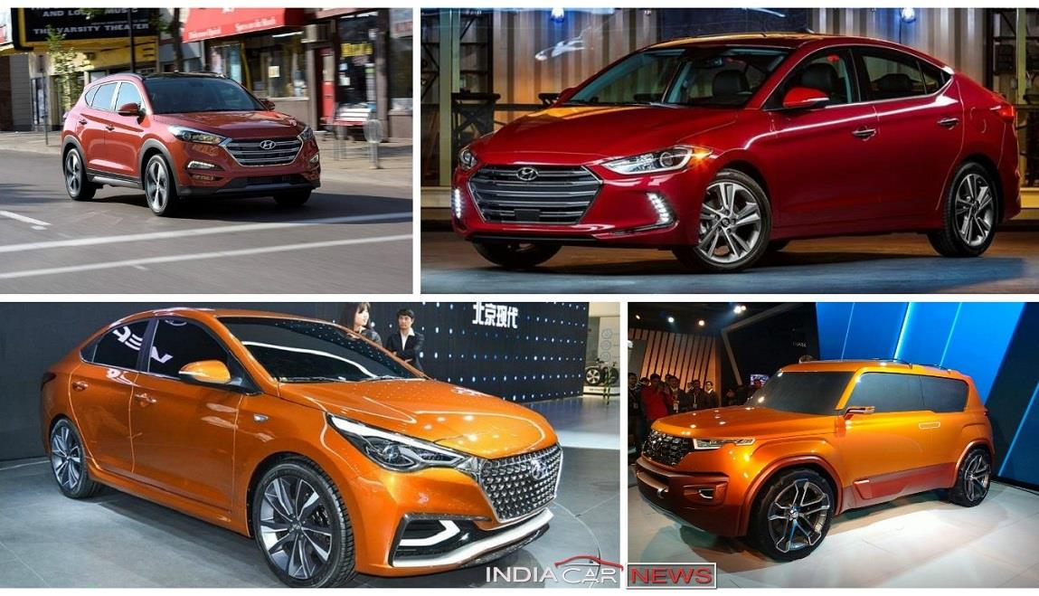 new car launches by hyundai indiaUpcoming Hyundai Cars in India in 2016 2017  New and Upcoming