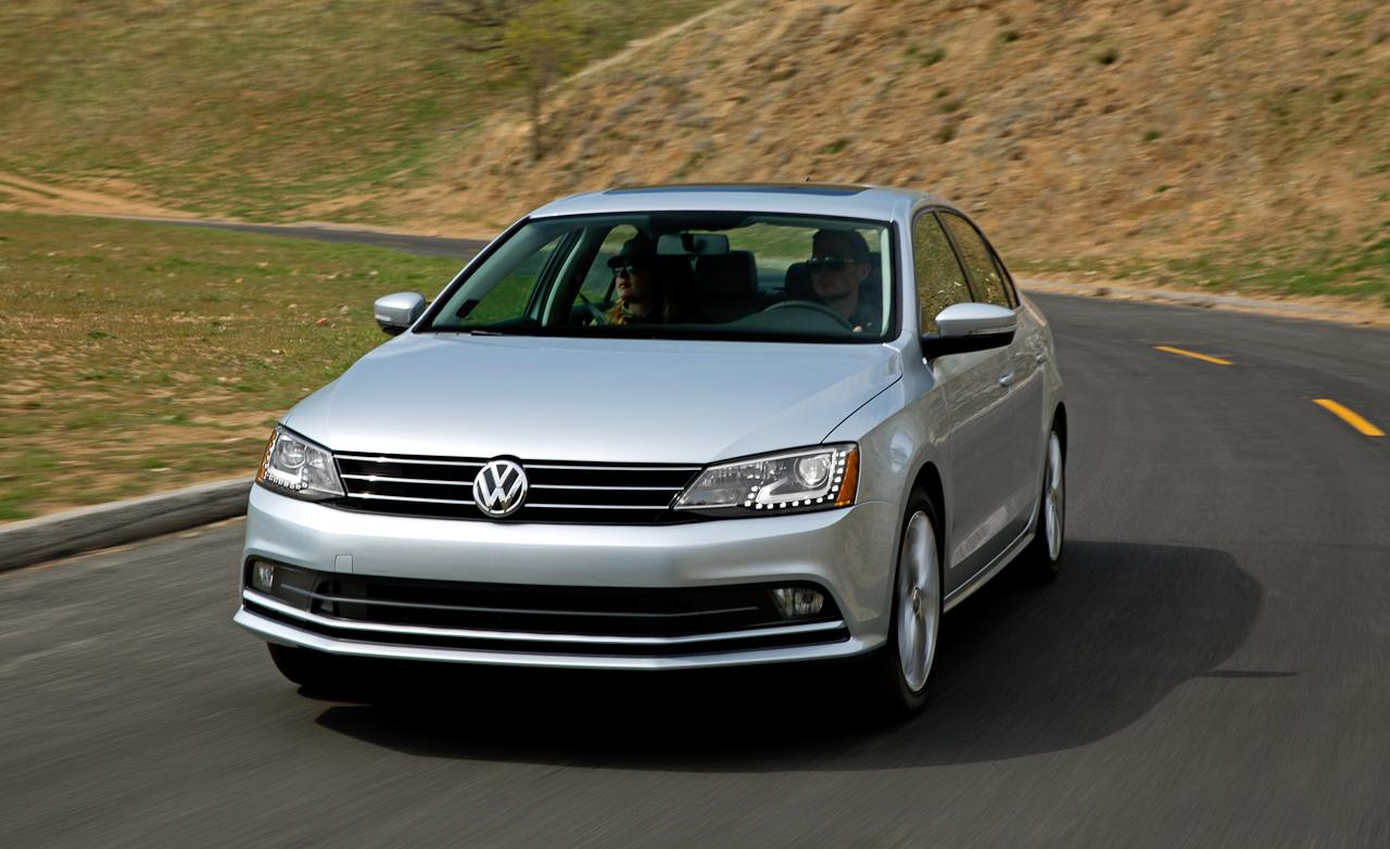 New 2015 Volkswagen Jetta facelift revealed