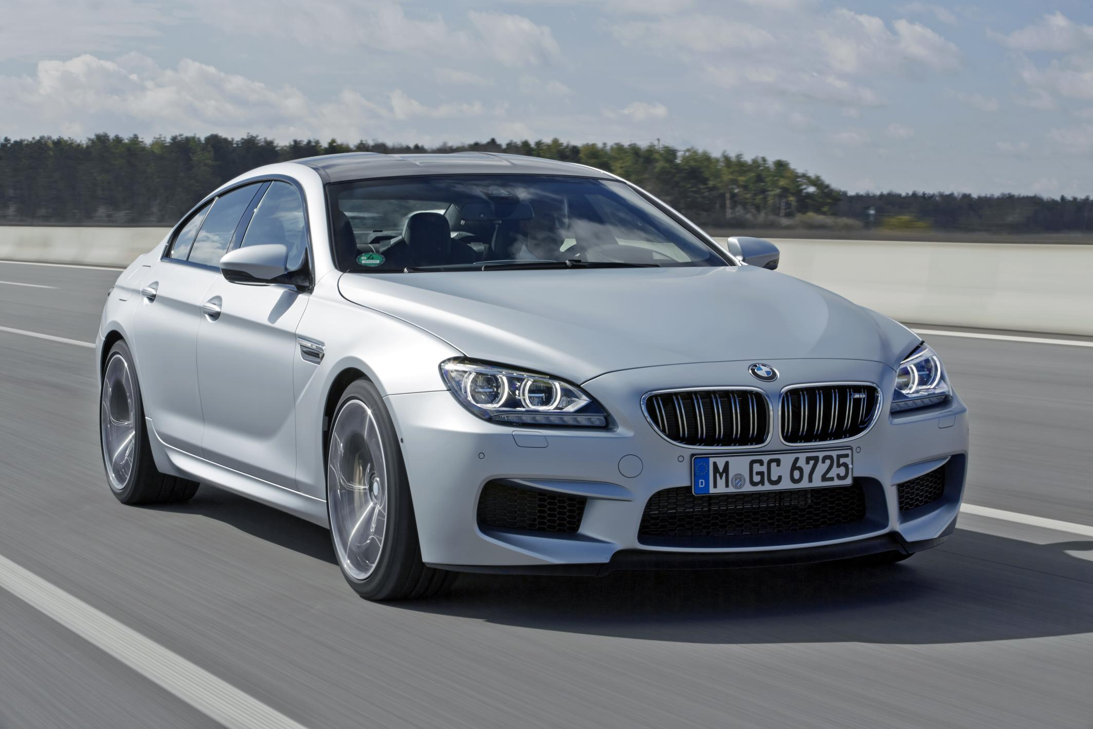 BMW M6 Gran Coupe launched at Rs. 1.75 crore