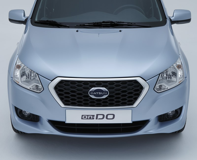 Datsun Go Sedan unveiled