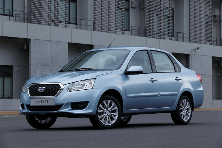 New Datsun Go sedan aka On-DO