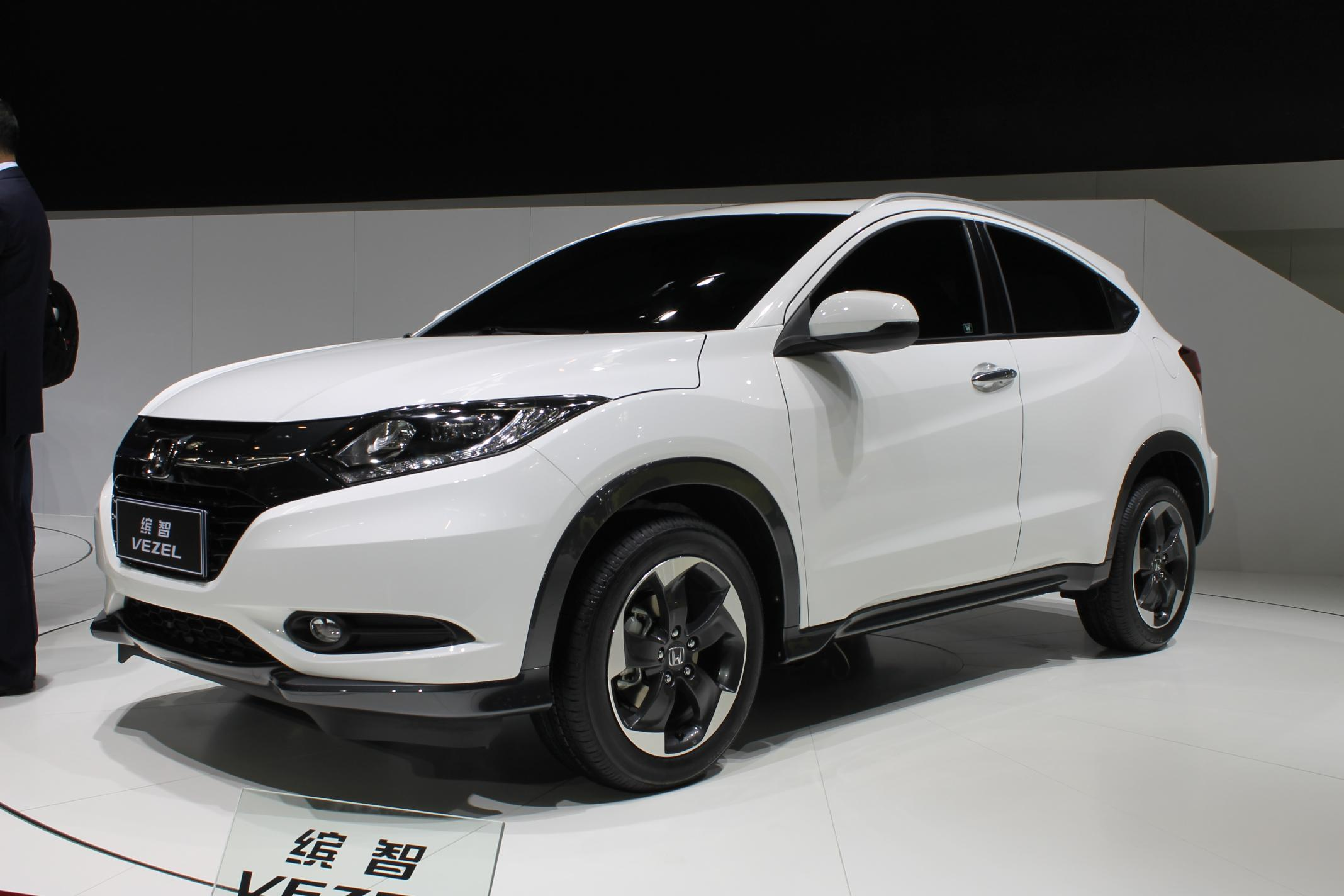 honda vezel aka hr-v launch confirmed for indonesia - india car news