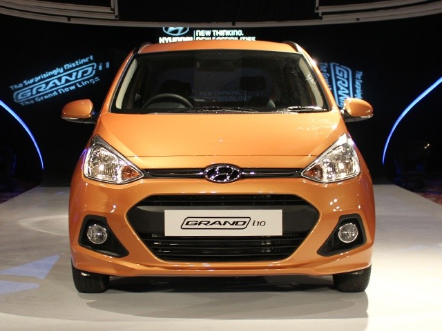 Hyundai Grand i10 based SUV