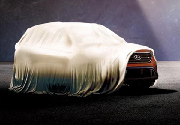 Hyundai ix25 teaser image