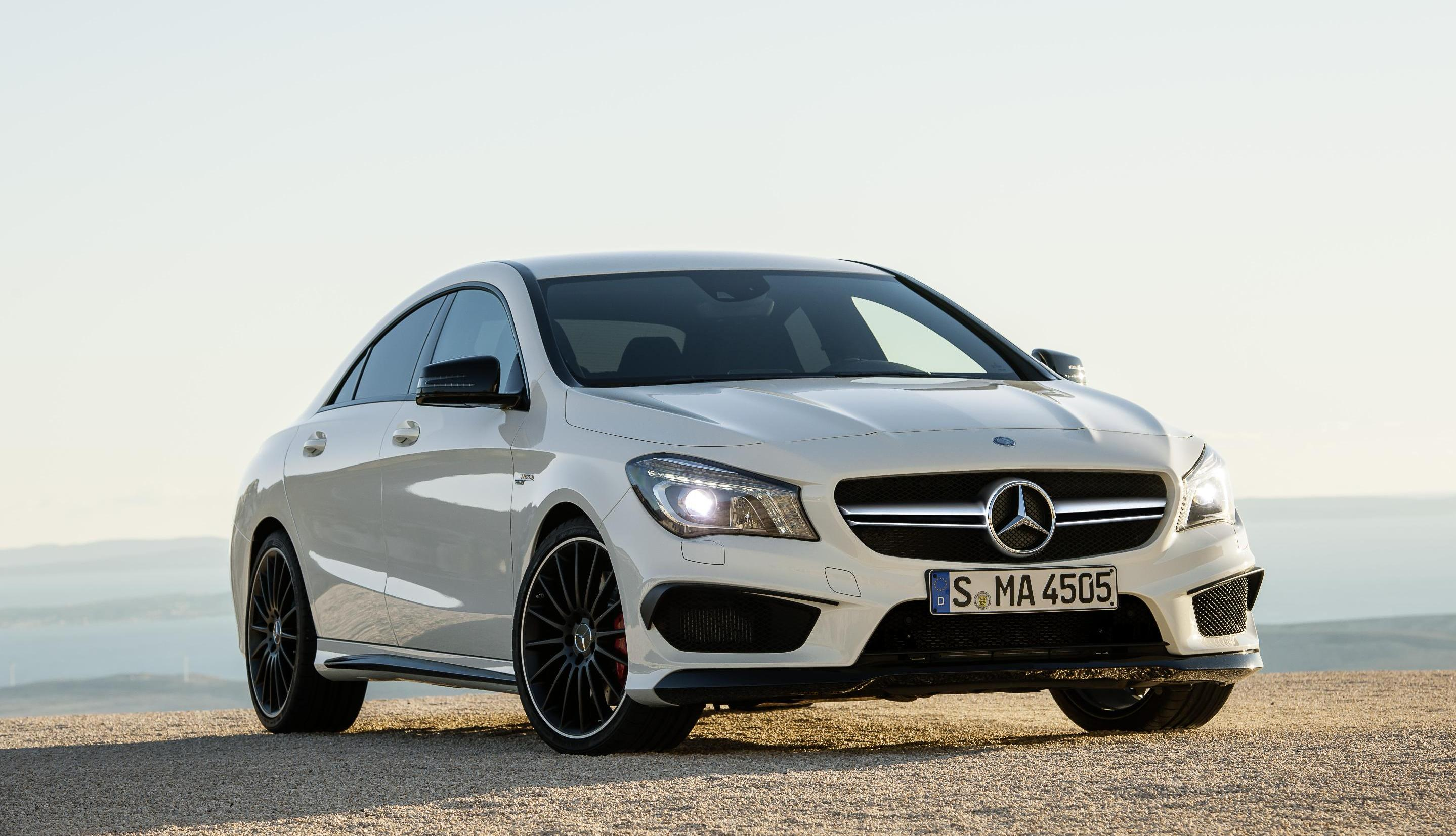 Mercedes Benz Cla 45 Amg India Launch In July India