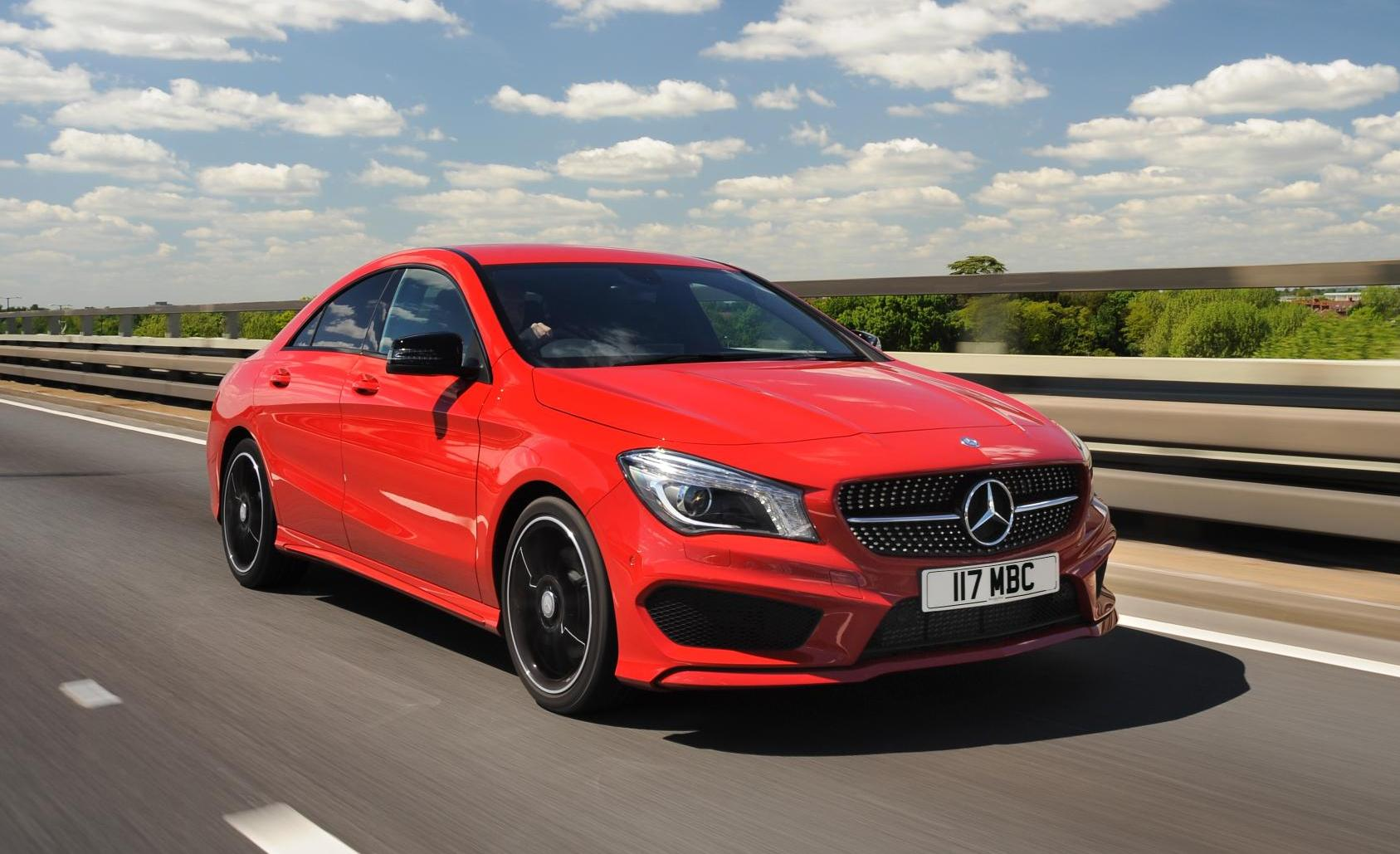 Mercedes Benz Cla Class Sedan Frequently Asked Questions
