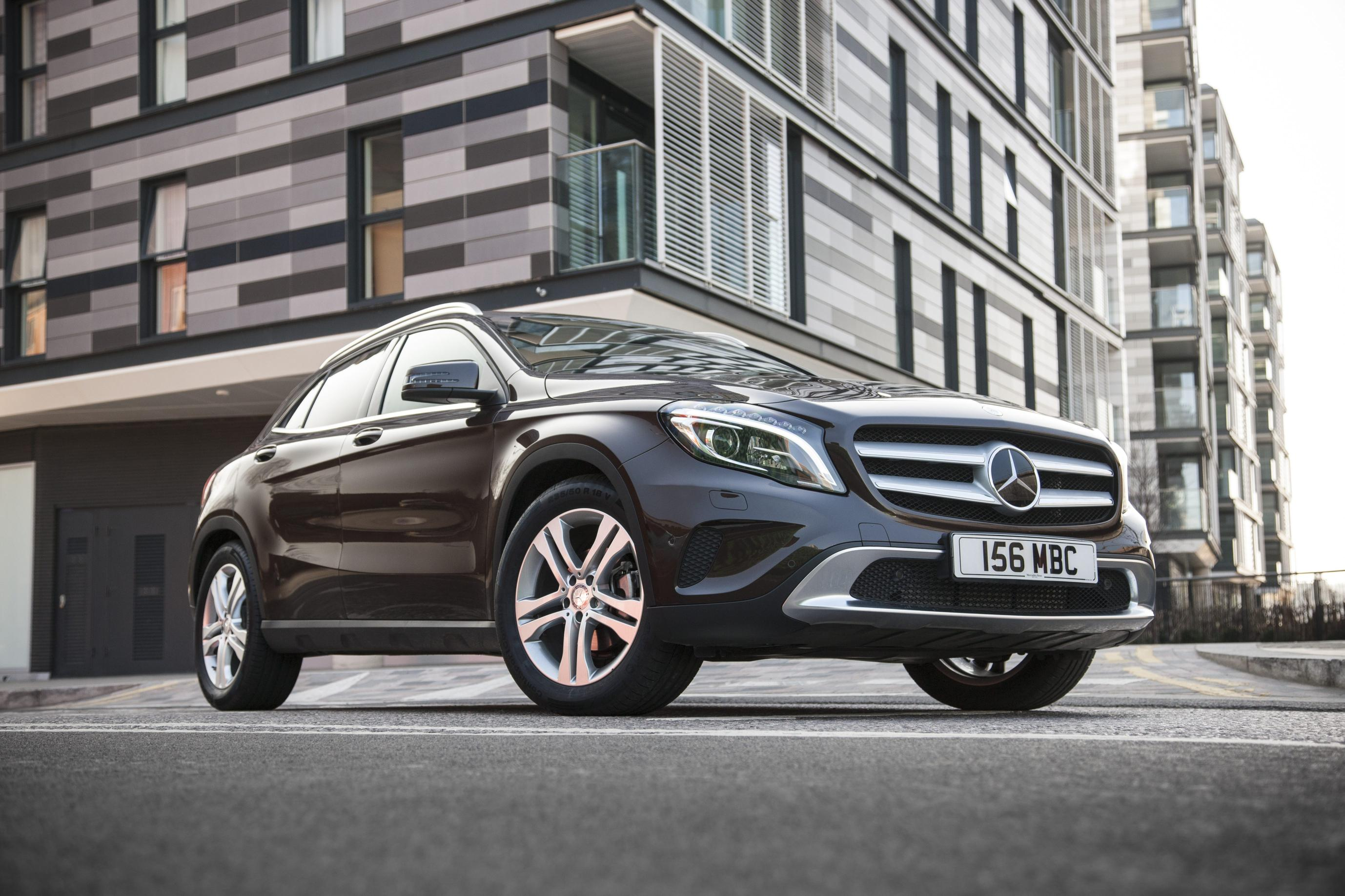 Mercedes benz gla crossover frequently asked questions for Mercedes benz cross over
