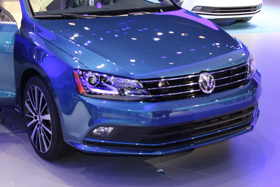 New Volkswagen Jetta facelift unveiled at New York Auto Show