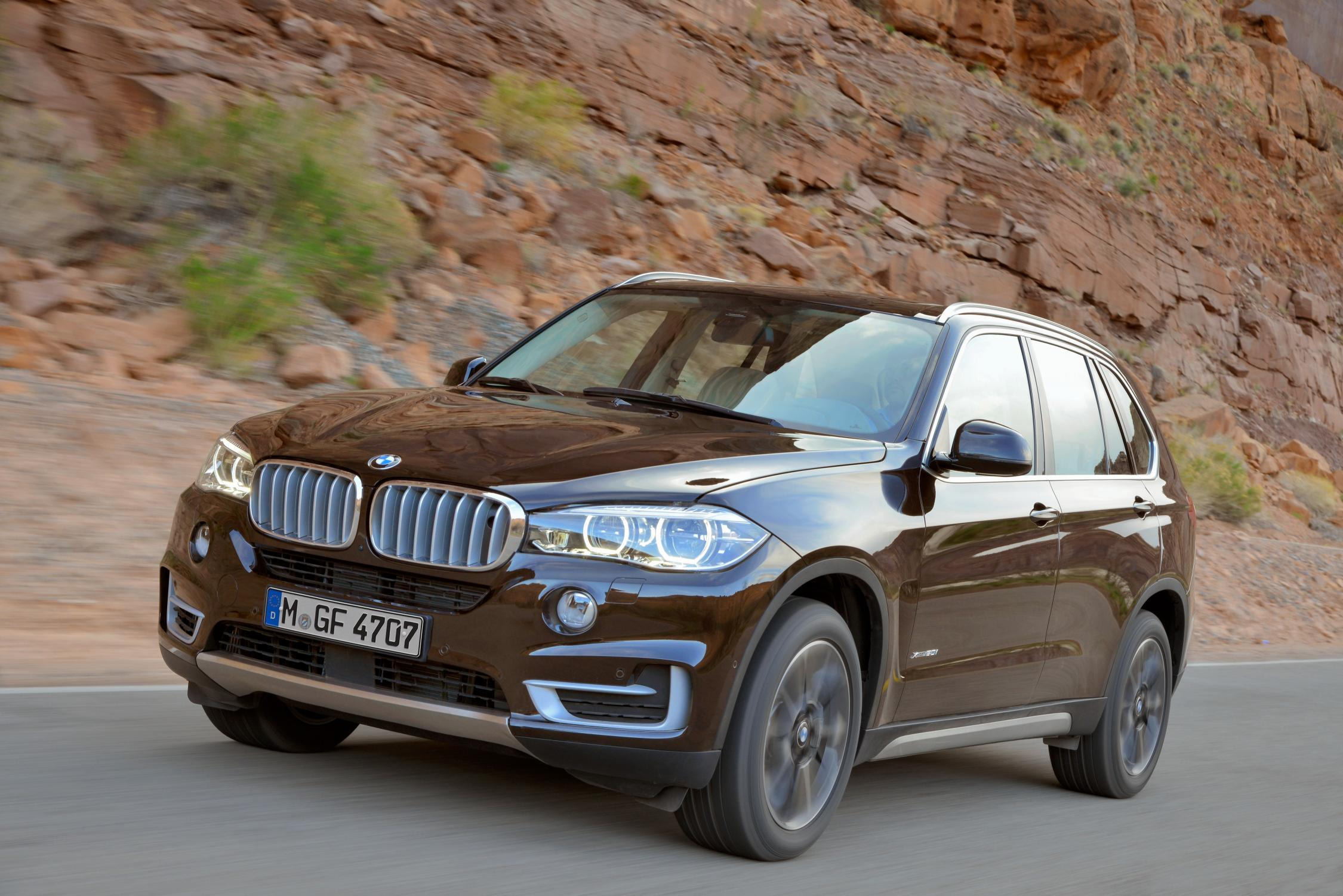 New 2015 BMW X5 launching soon