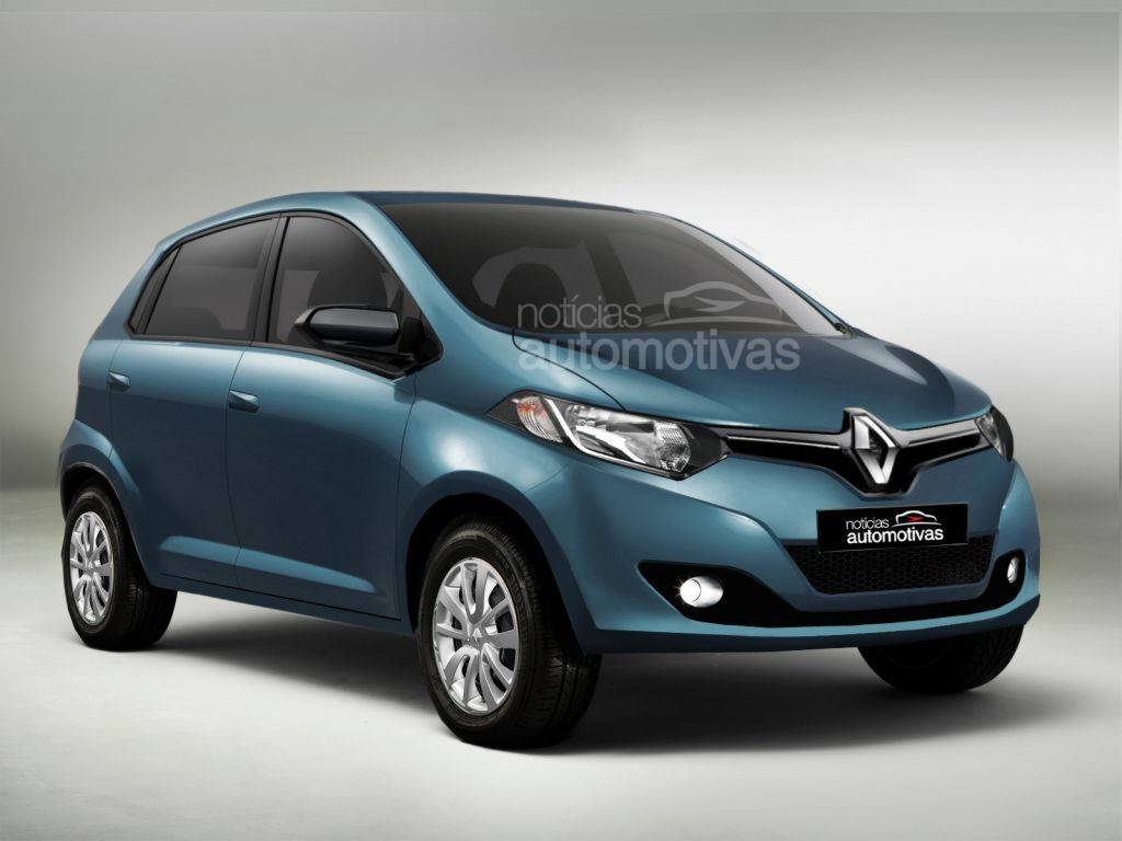 Renault small hatchback