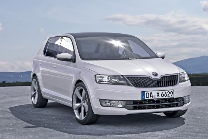 new Skoda Fabia coming next year
