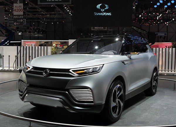 SsangYong X100 MINI SUV