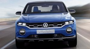 Volkswagen T ROC SUV India