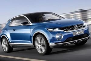 Volkswagen T Cross Launch Date In India >> Volkswagen T-ROC SUV Price, Specs, Photos, Launch Date