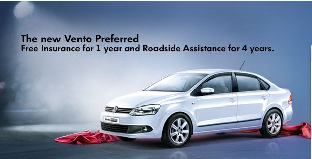 Volkswagen Vento Preferred Special Edition