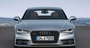 2015 Audi A7 Sportback front