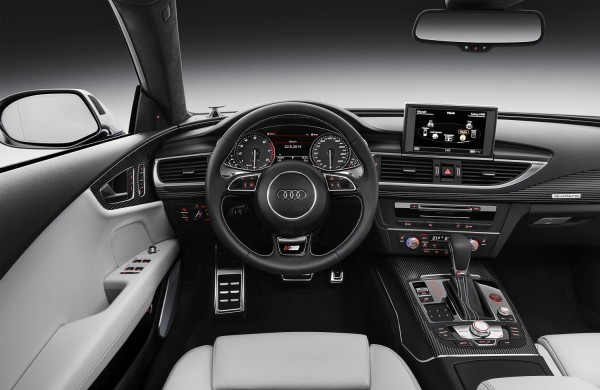 2015 Audi S7 Sportback interior