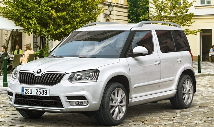 2015 skoda yeti launched in australia india launch by mid 2014 india car news. Black Bedroom Furniture Sets. Home Design Ideas