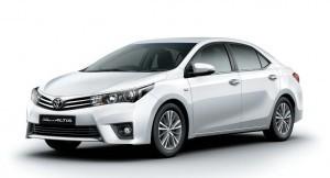All-new Toyota Corolla Altis