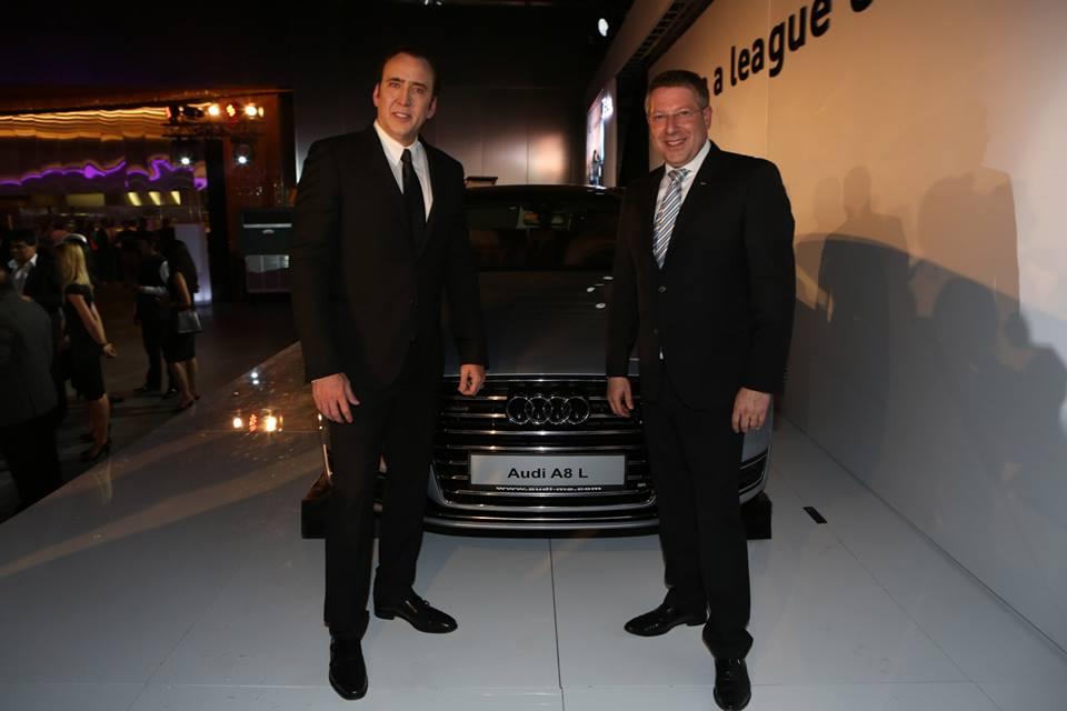 Audi A8 L facelift