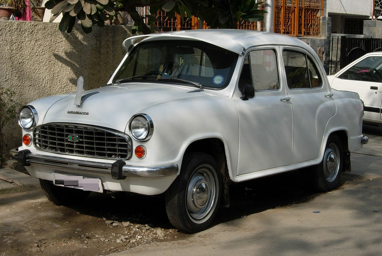 is this the end of iconic hindustan ambassador? - india car news