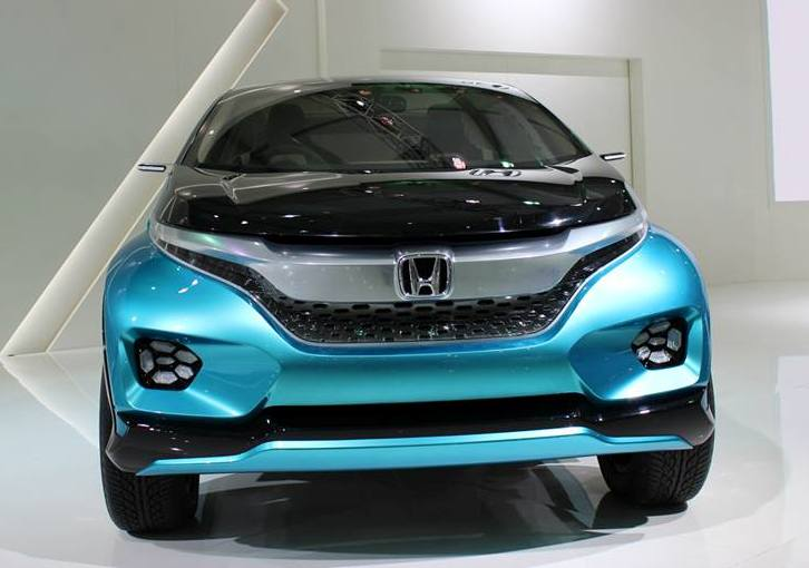 honda brio based suv and small car launch in 2016 17. Black Bedroom Furniture Sets. Home Design Ideas