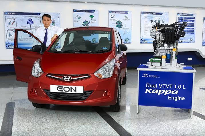 Hyundai Eon 1.0L