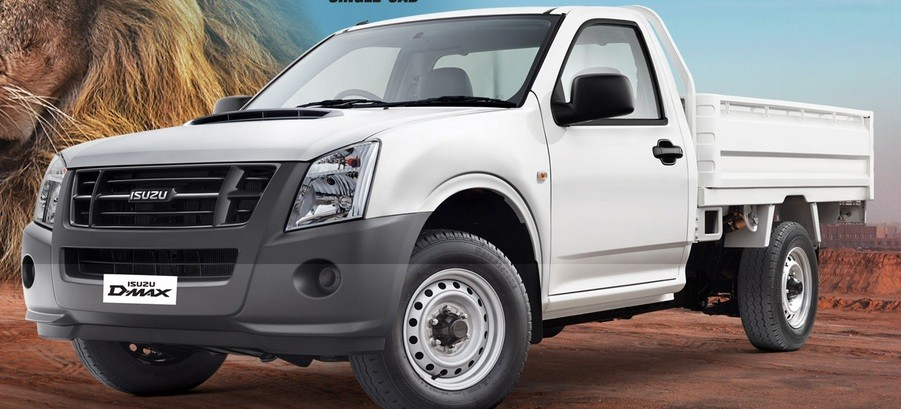 Isuzu D-Max Pick-up Truck