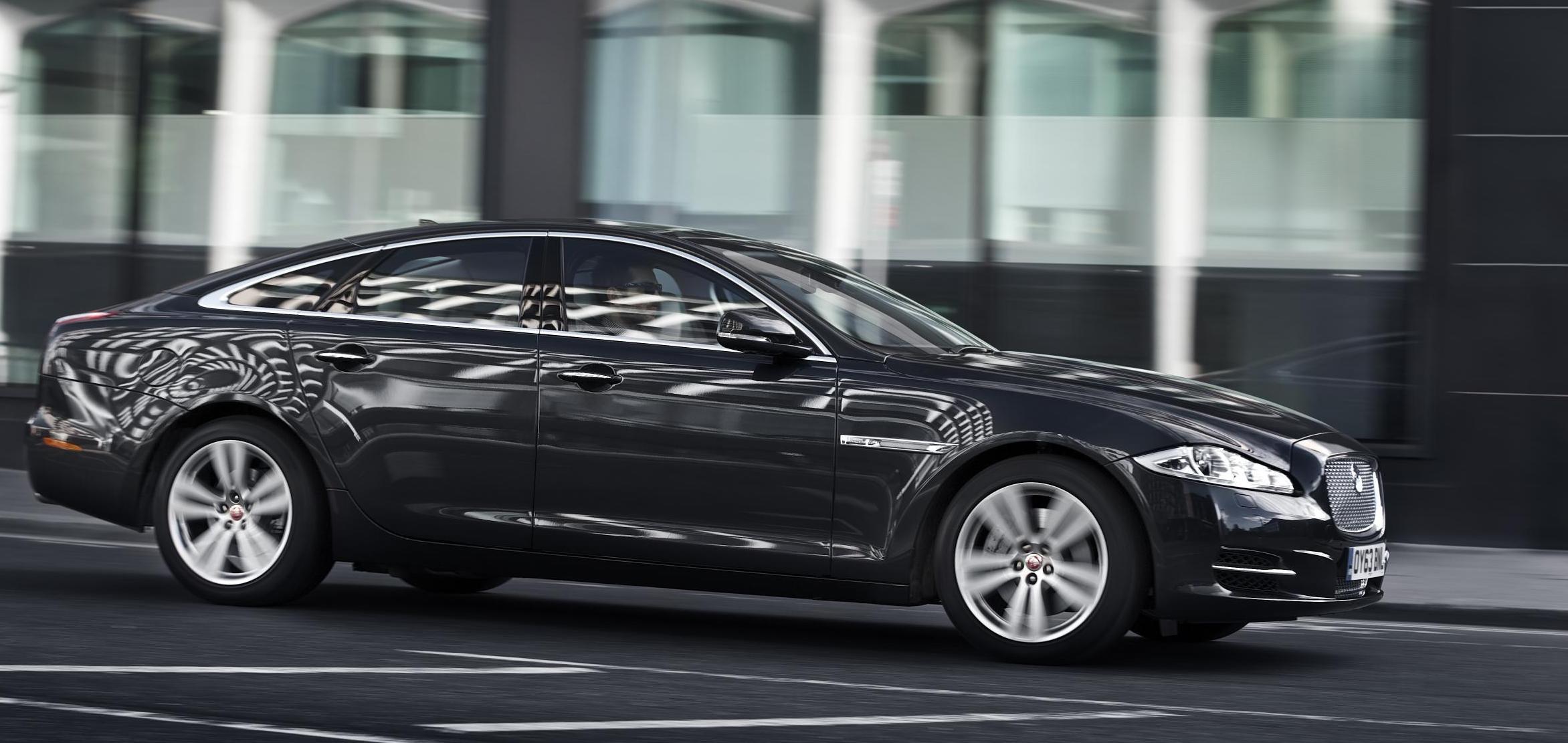 Jaguar XJ saloon