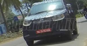 Mahindra S101 front