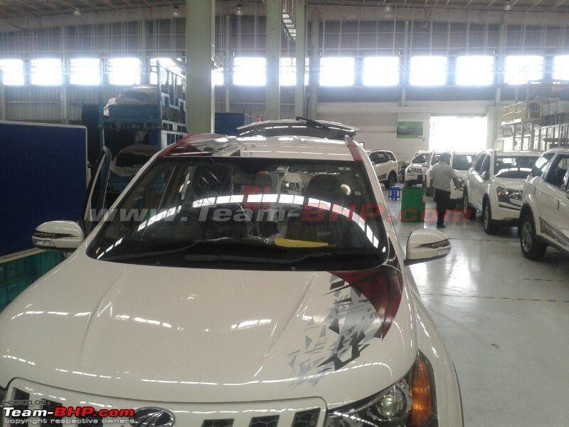 Mahindra XUV500 Limited Edition
