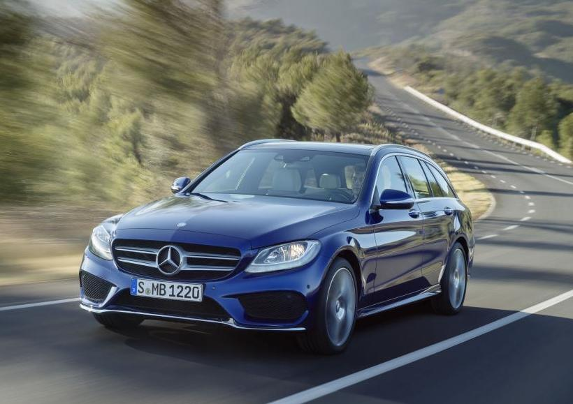 New 2015 Mercedes-Benz C-Class Estate